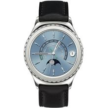 Samsung Gear S2 Classic SM-R732 Platinum Plated Smart Watch